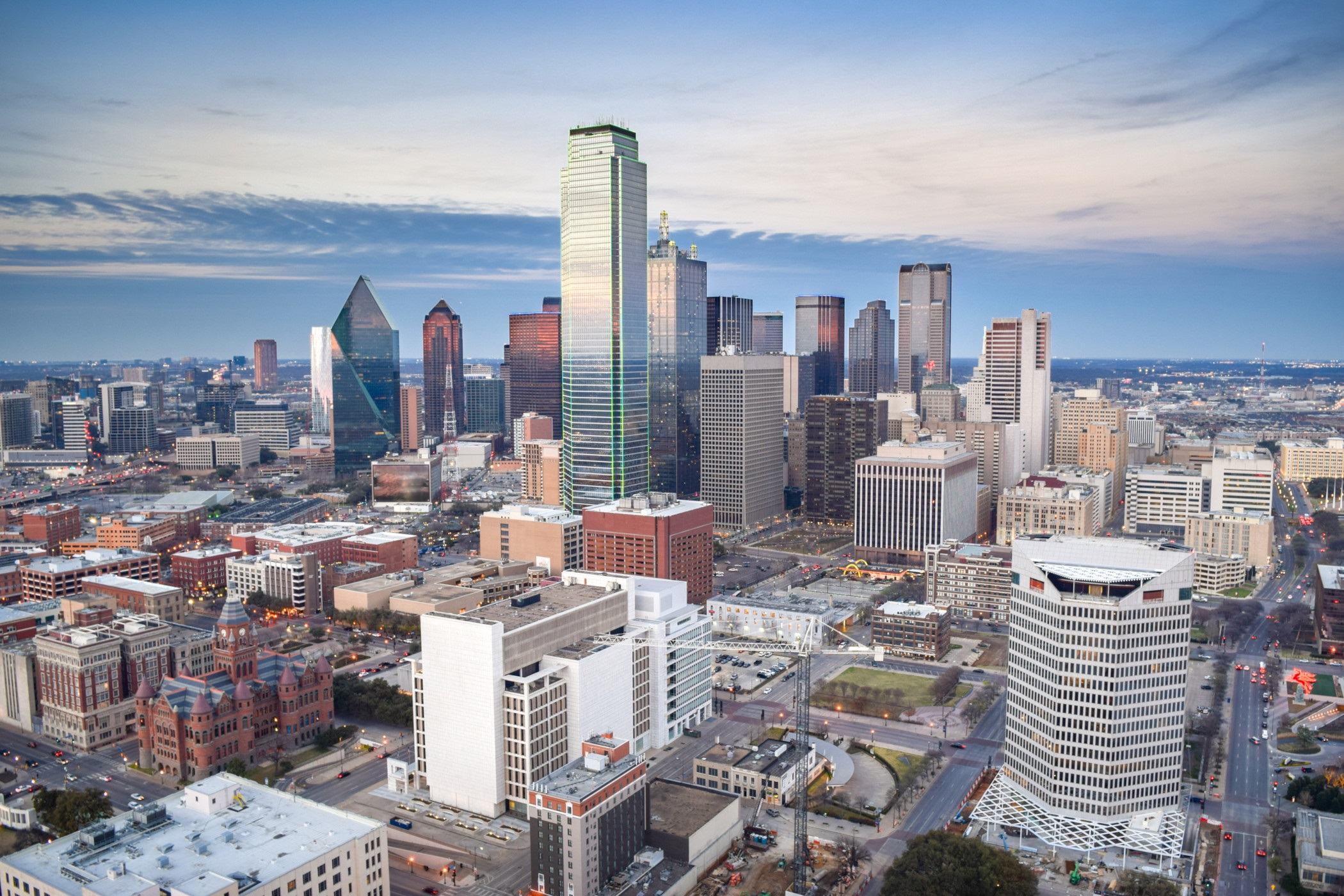 Dallas-Fort Worth led the country in apartment demand for the third quarter in a row. (iStock)