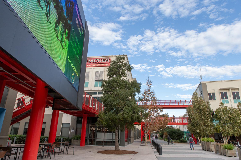 CoStar News - Inside Facebook: Tech Giant's New Headquarters