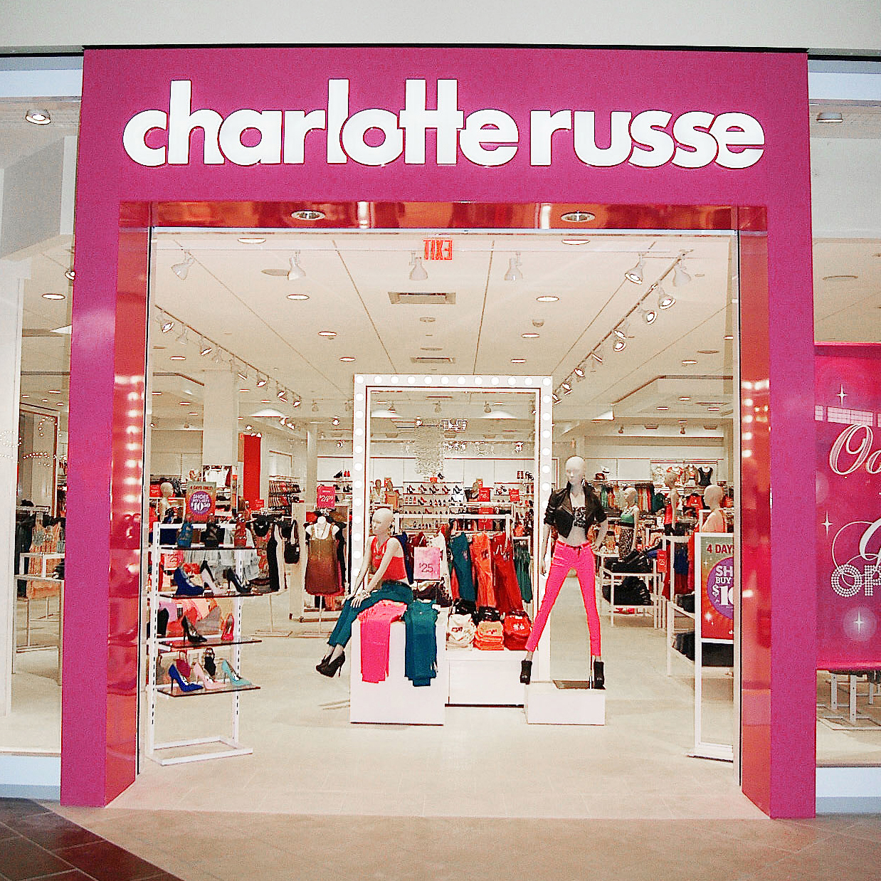 Charlotte Russe is among several retail chains that have struggled amid rapid changes in shopping habits, including more sales made online rather than in traditional malls. Photo: Wikimedia