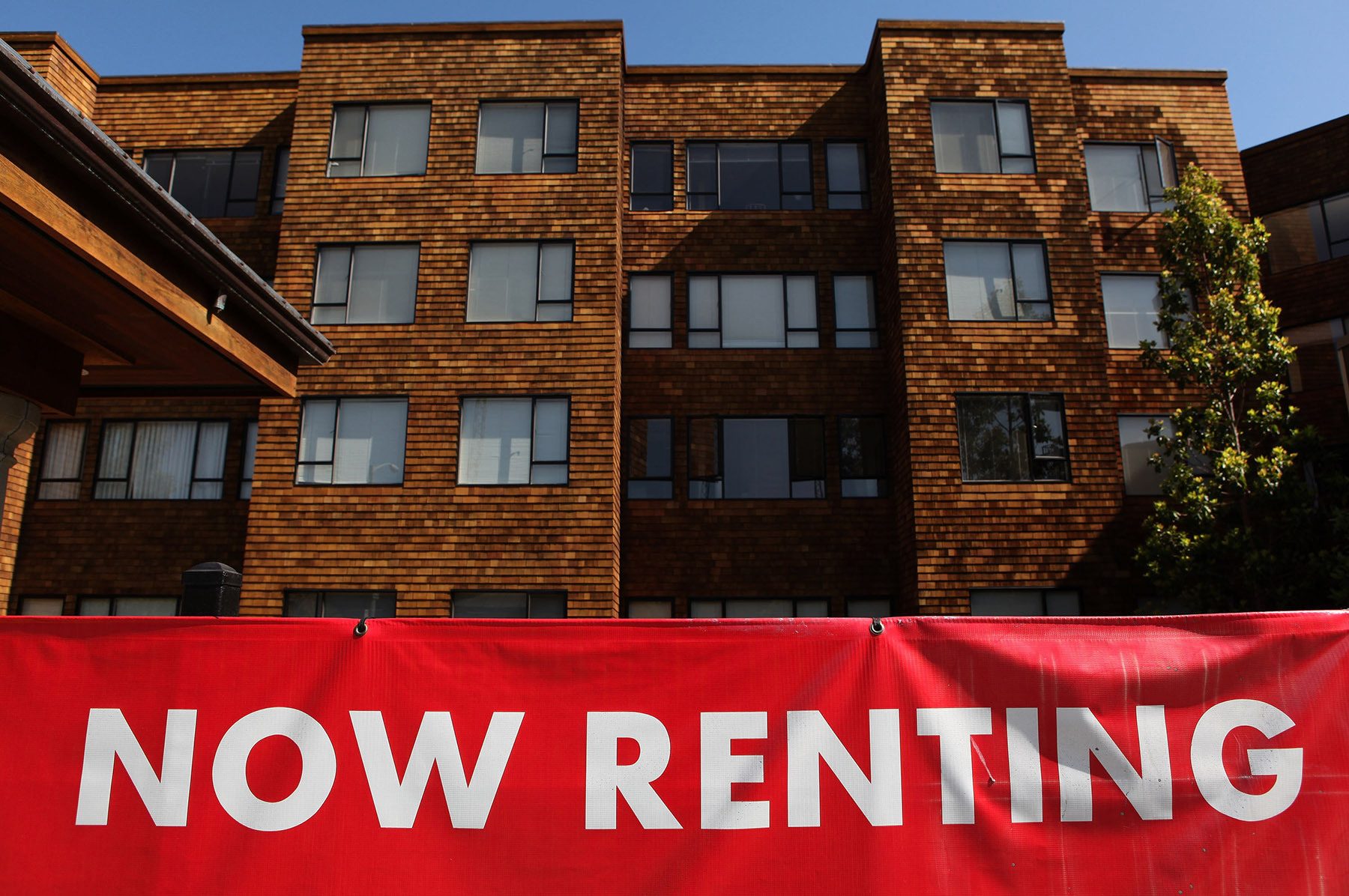 The National Multifamily Housing Council has reported an ongoing decline in rent collection during the coronavirus pandemic. (Getty Images)