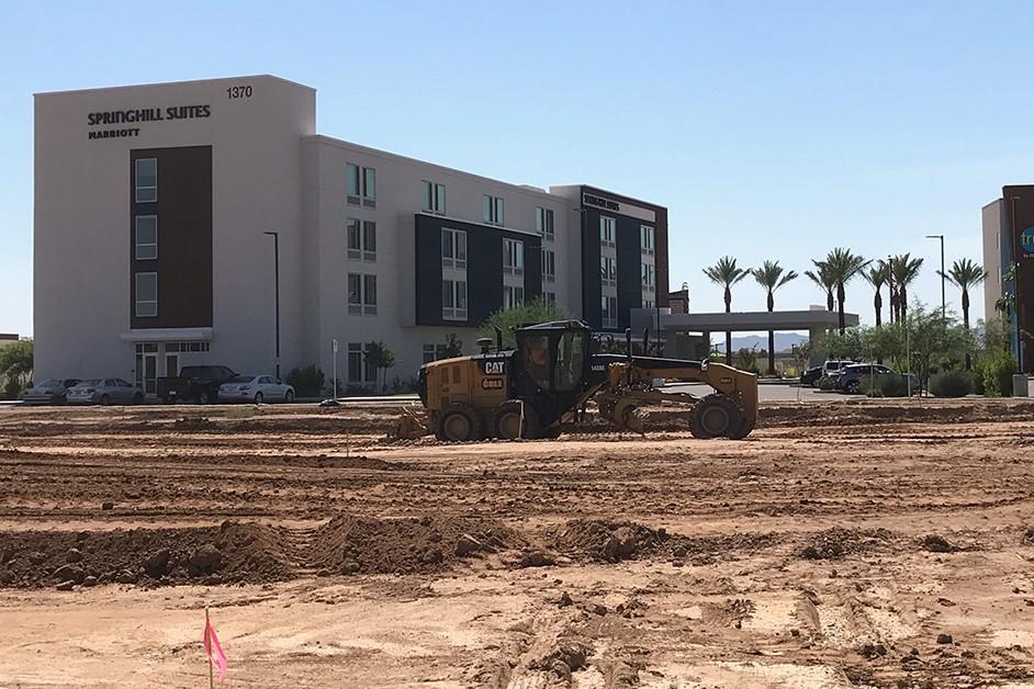 Law firm Faith, Ledyard & Faith is building a new office in Goodyear, Arizona. (City of Goodyear)