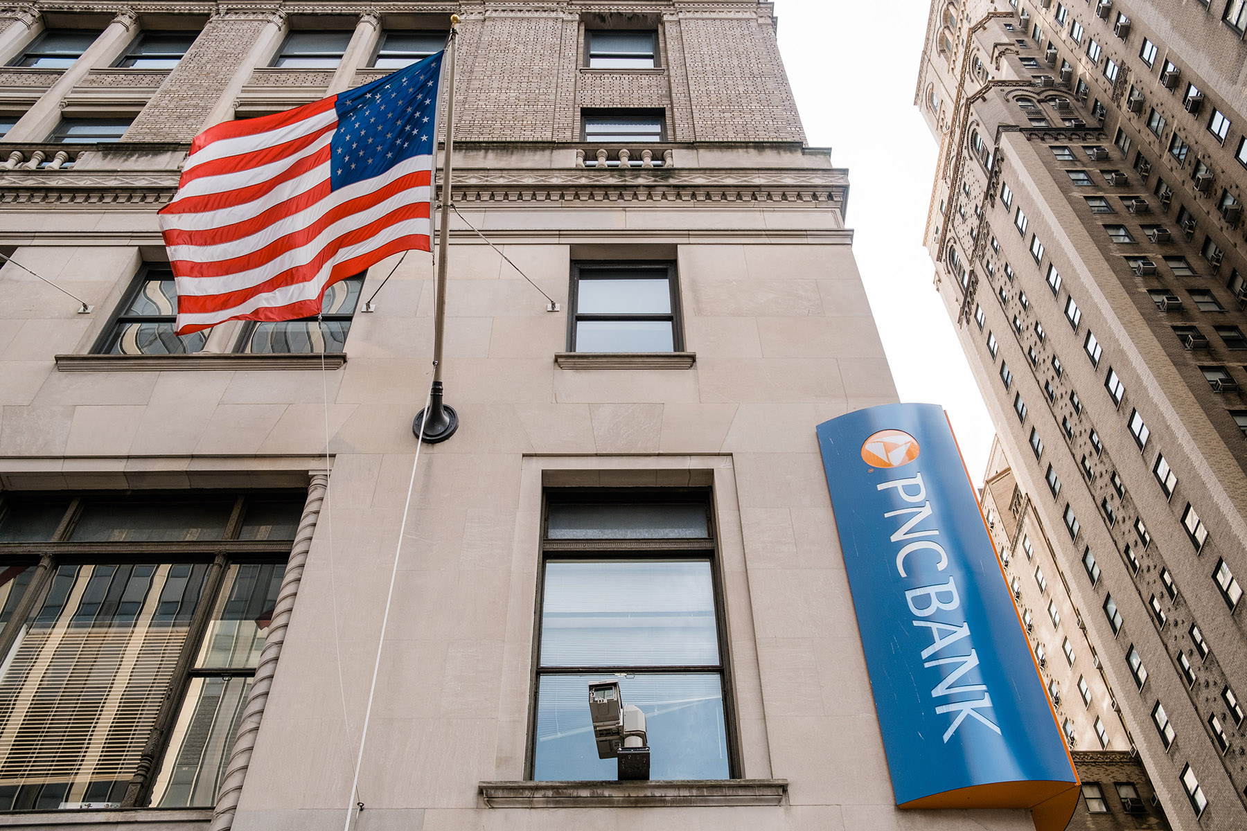 PNC Financial Services Group, based in Pittsburgh, plans to expand across the Sun Belt by acquiring BBVA USA Bancshares. (Getty Images)