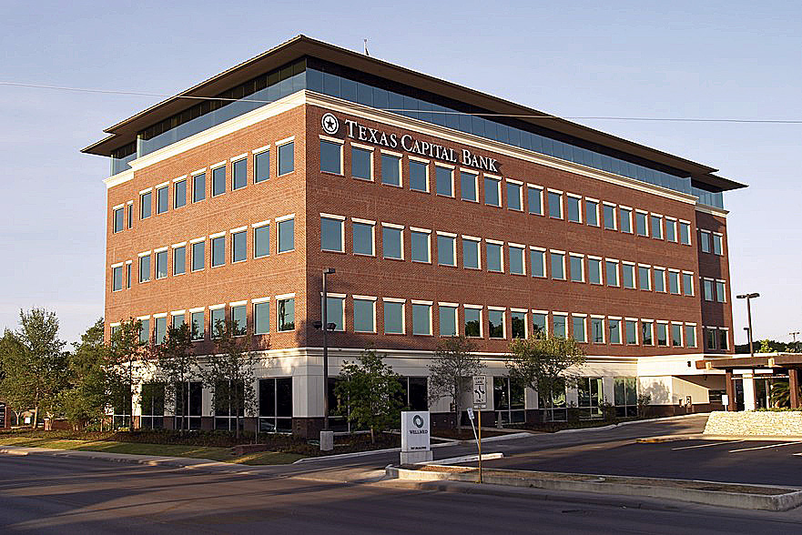 Executives at Texas Capital Bancshares are among those at U.S. banks who are watching to see whether property prices may have reached a peak. Photo: CoStar