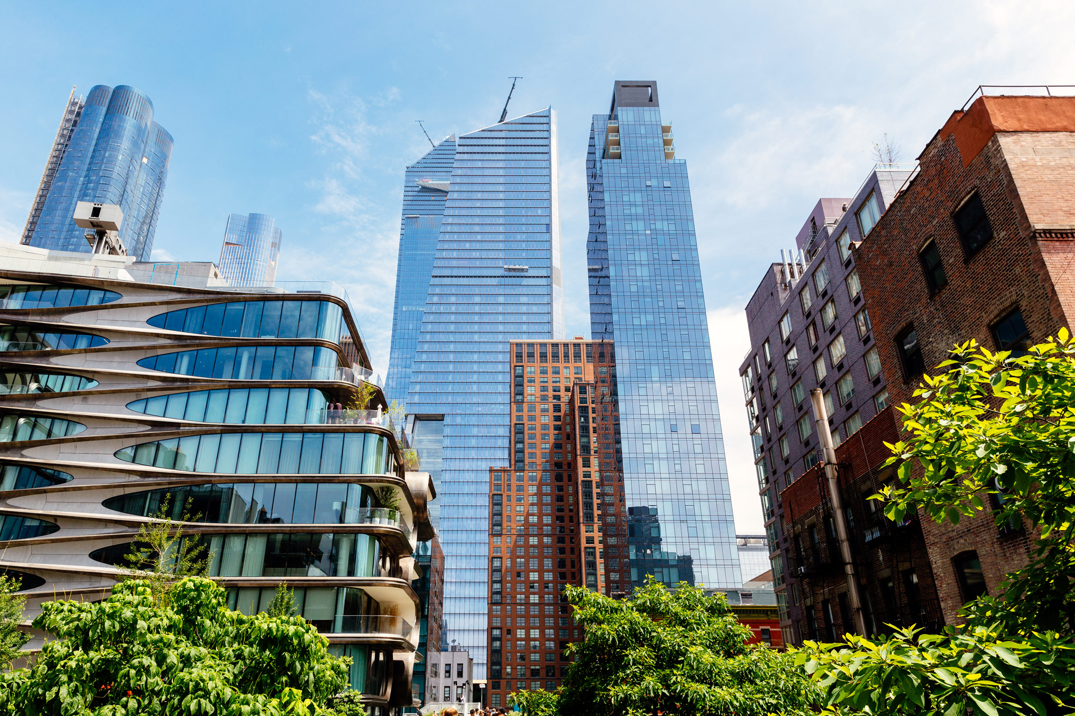 Hotel demand gains for the week of May 22 were highest in New York City, despite that market selling less than 50% of the rooms that it did during the same week in 2019. (Getty Images)