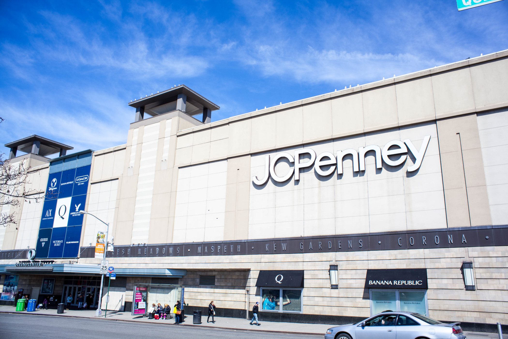 J.C. Penney is in the process of consolidating its store footprint in the United States and Puerto Rico. (iStock)