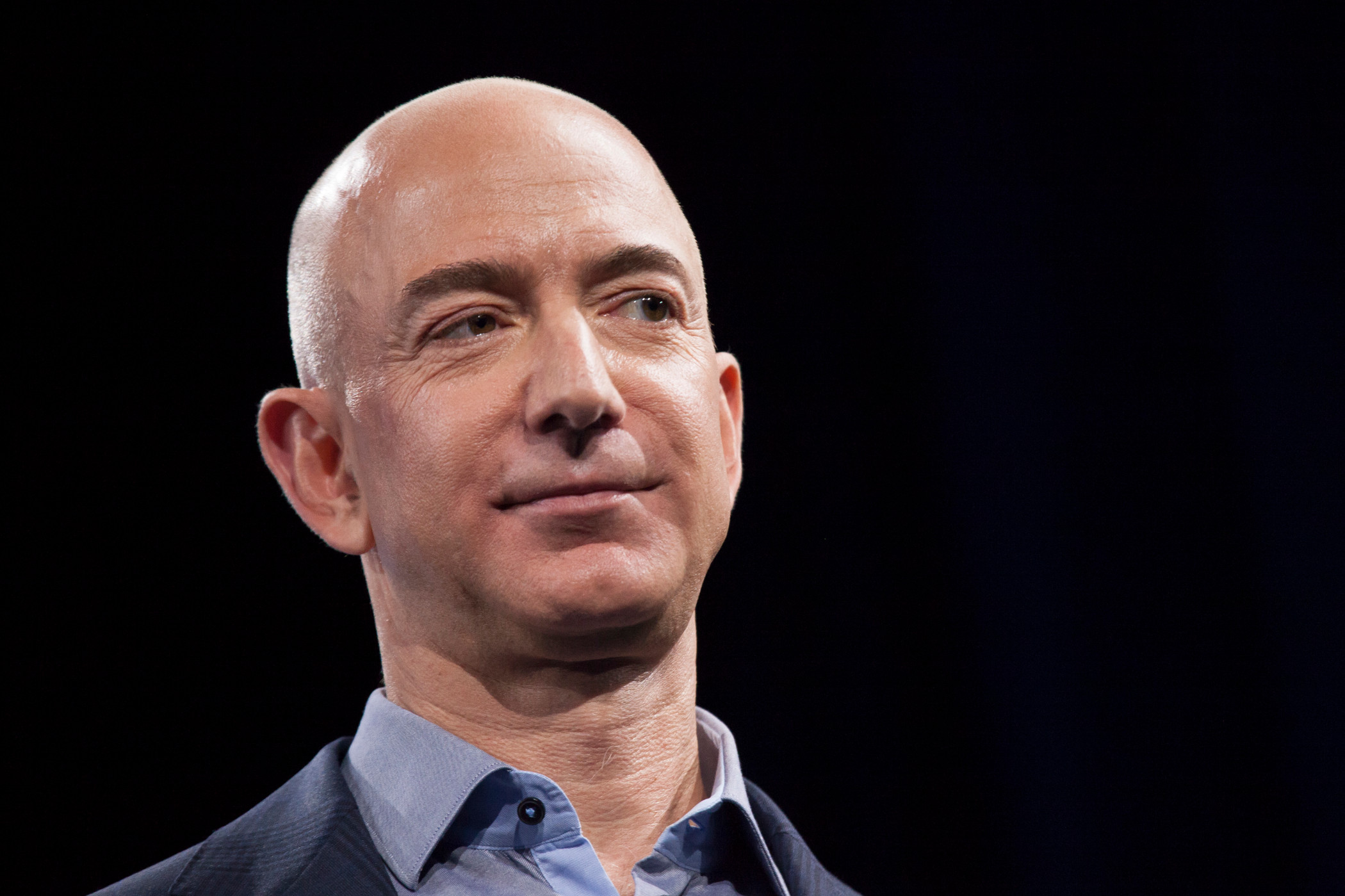 Amazon founder Jeff Bezos officially shifted from CEO to executive chairman. (Getty Images)