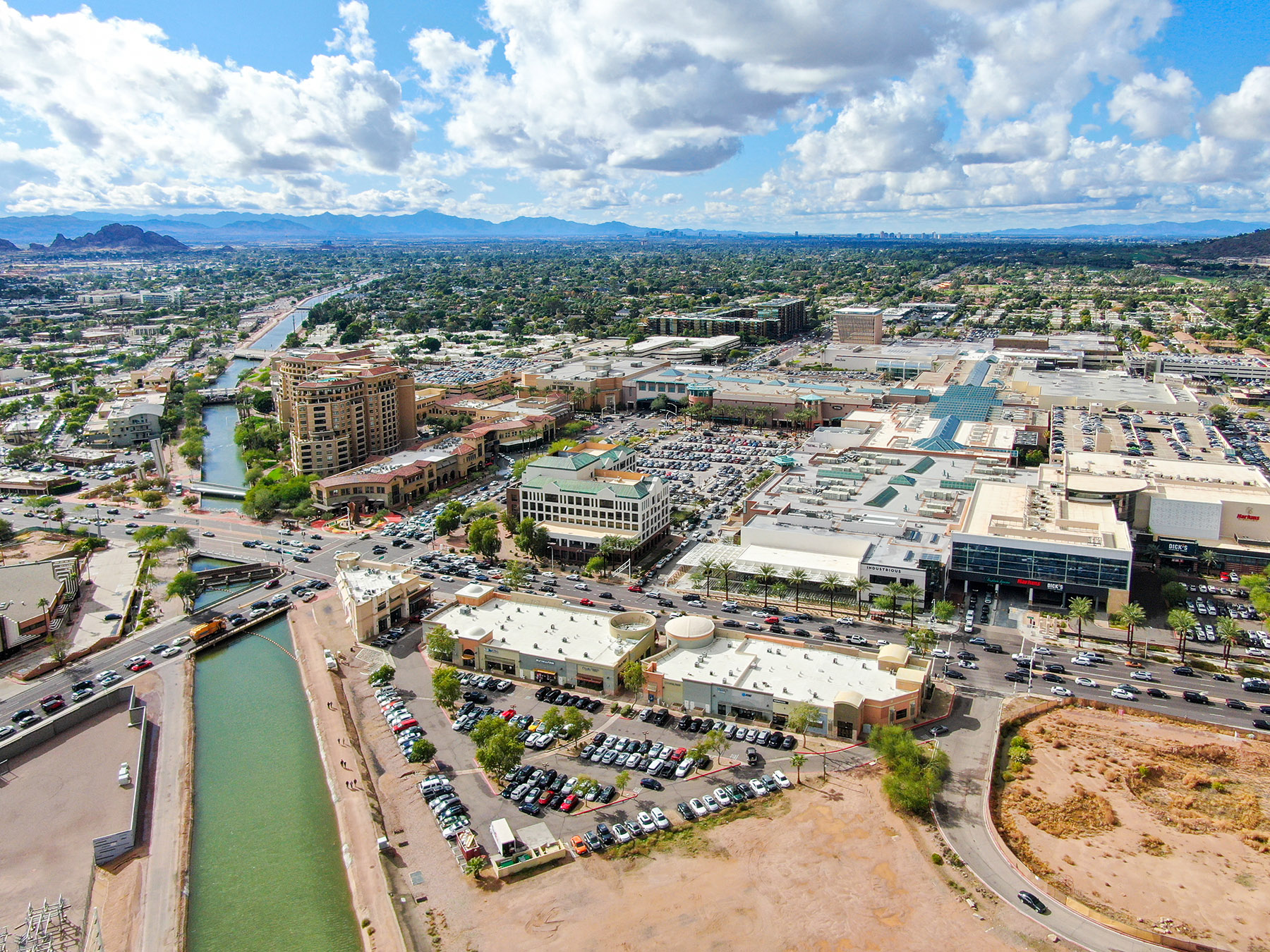 California companies are moving to Scottsdale, Arizona, and other municipalities in the region. (Getty Images)