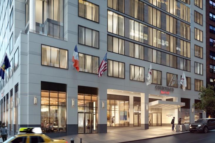 CoStar | Hudson Yards Hotel Refinances in Bet on Future New