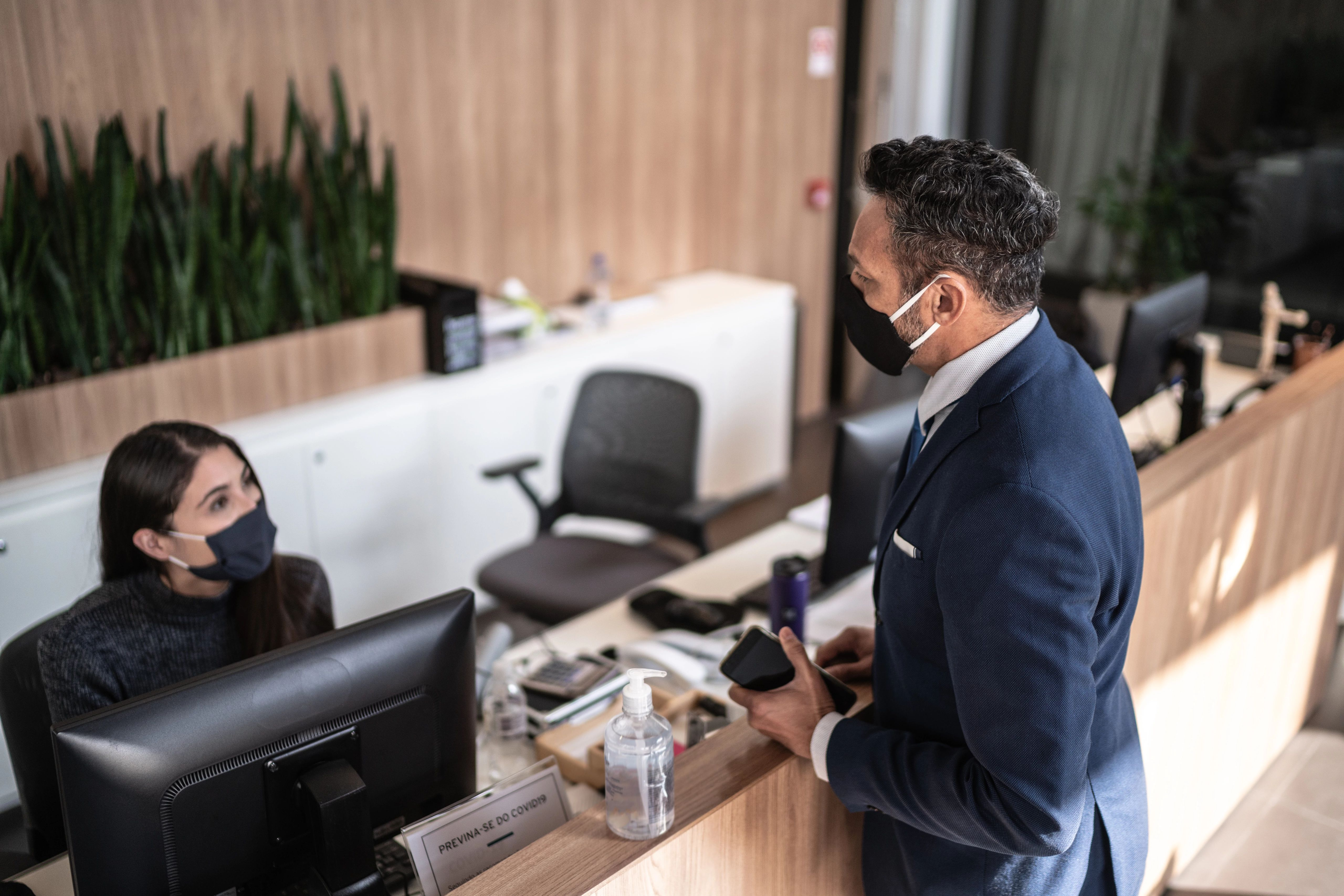 Small businesses in leisure and hospitality have had to increase wages to attract employees. (Getty Images)
