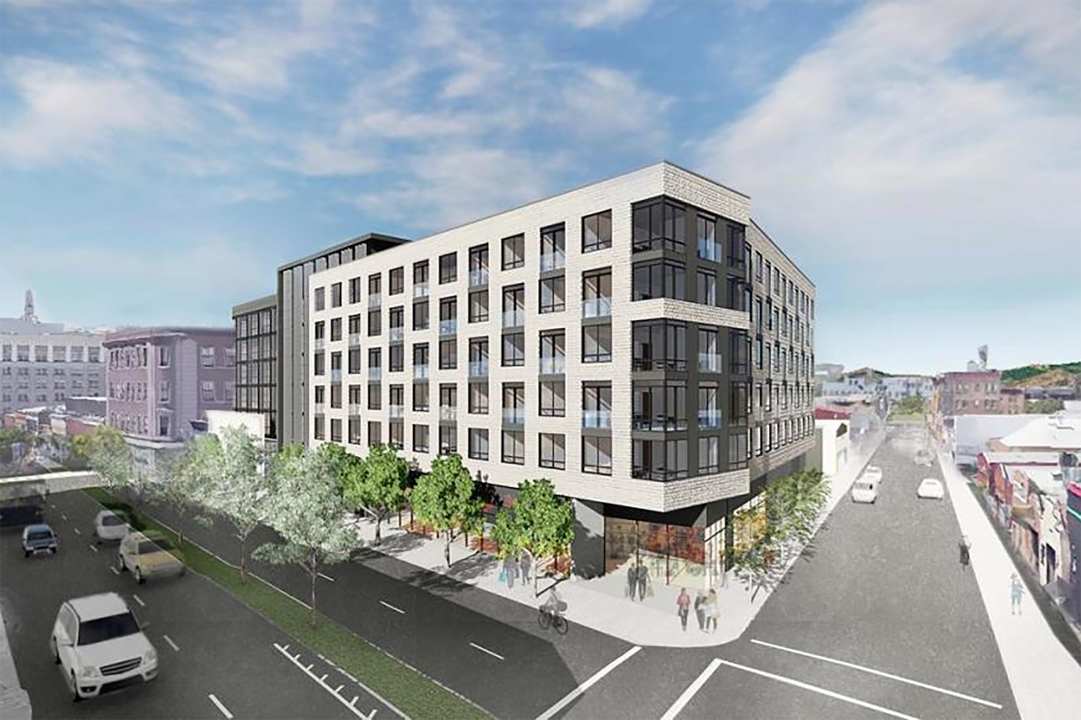 The proposed West Elm Hotel in Oakland, California, is now on track to be replaced with another boutique operator. (Signature Development Group)