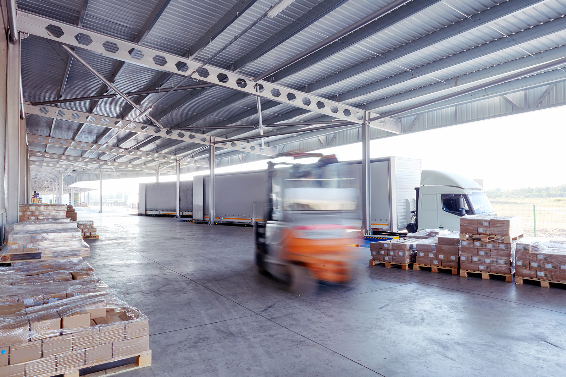 U.S. and foreign investors have a growing appetite for cold storage facilities, CBRE said. (iStock)