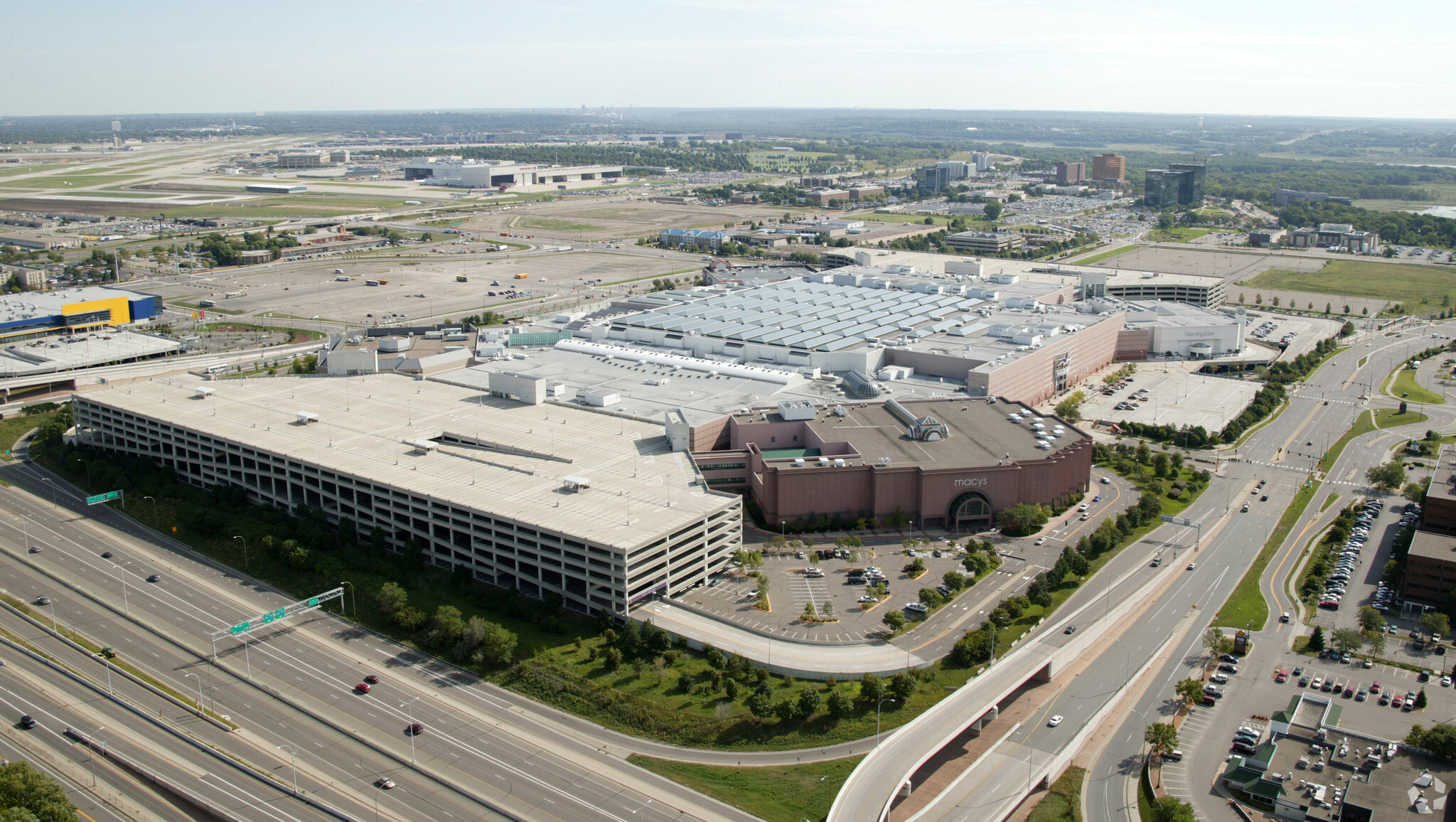 Mall Of America Owner Falls Behind On Mortgage Payments Costar