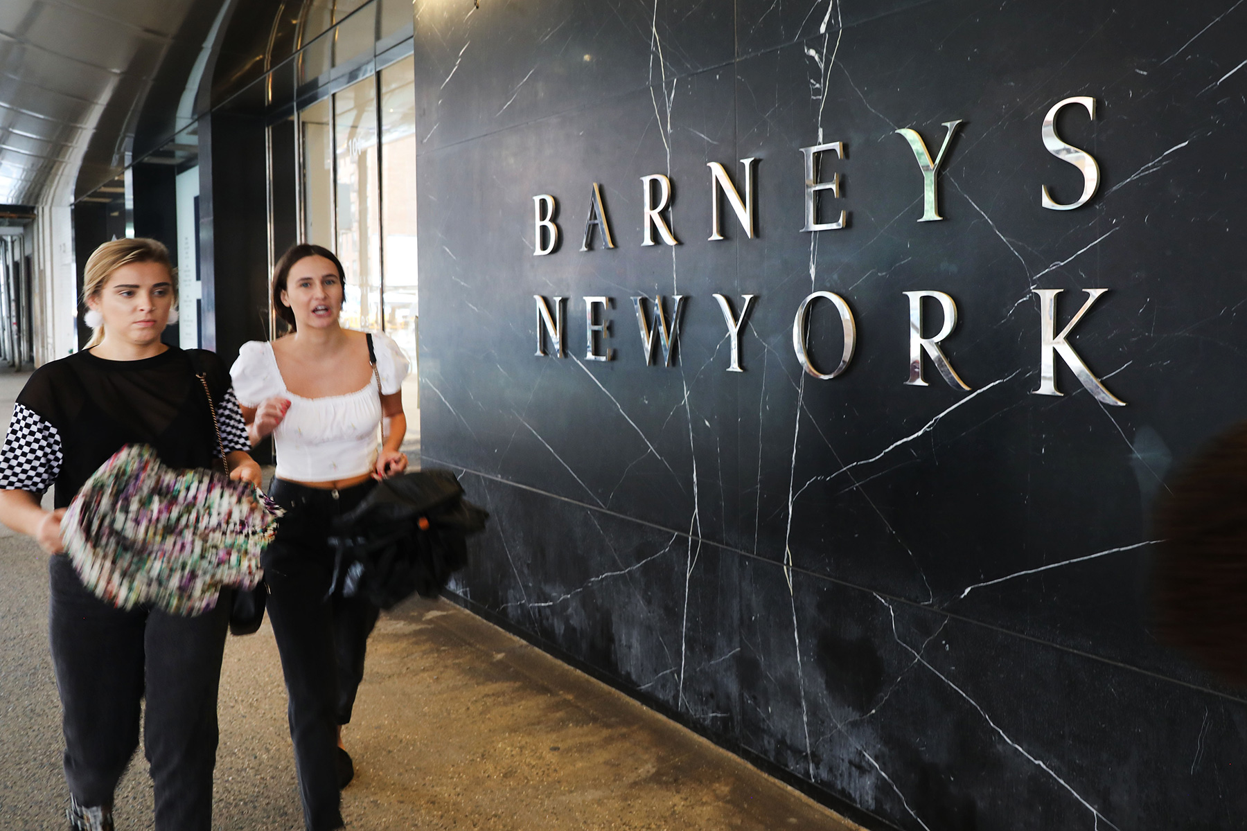 Regency Centers said it has been affected by elevated retailer bankruptcies, including Barneys New York. (Getty Images)
