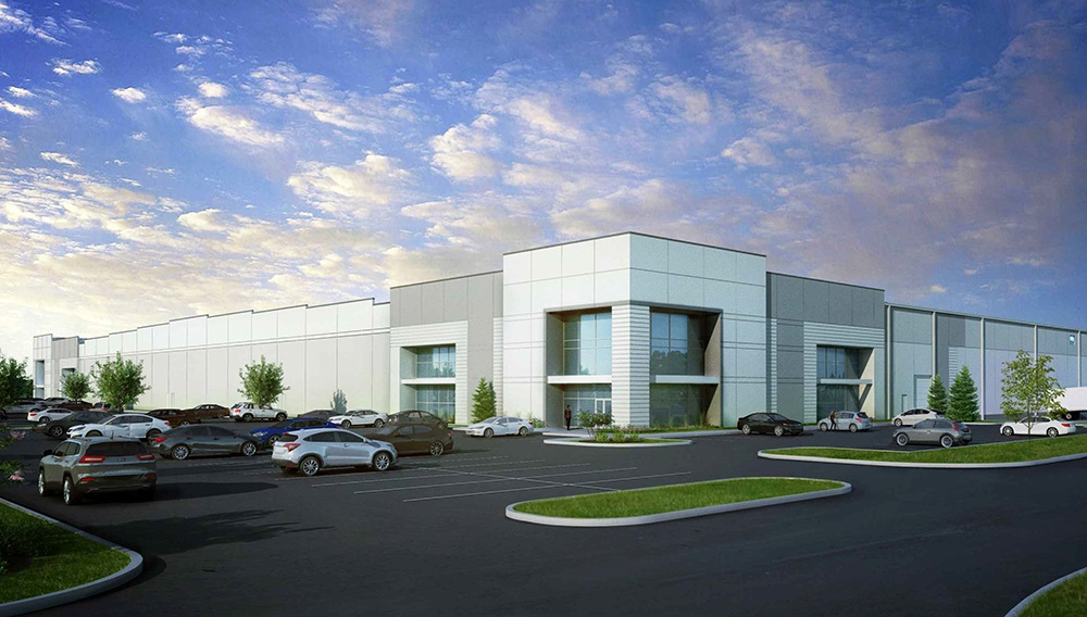 CoStar | CBRE Tapped to Market Spec Industrial Project Near