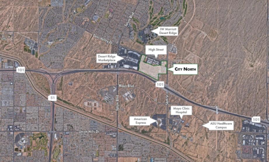 California Developer Envisions Urban Project Rivaling Los