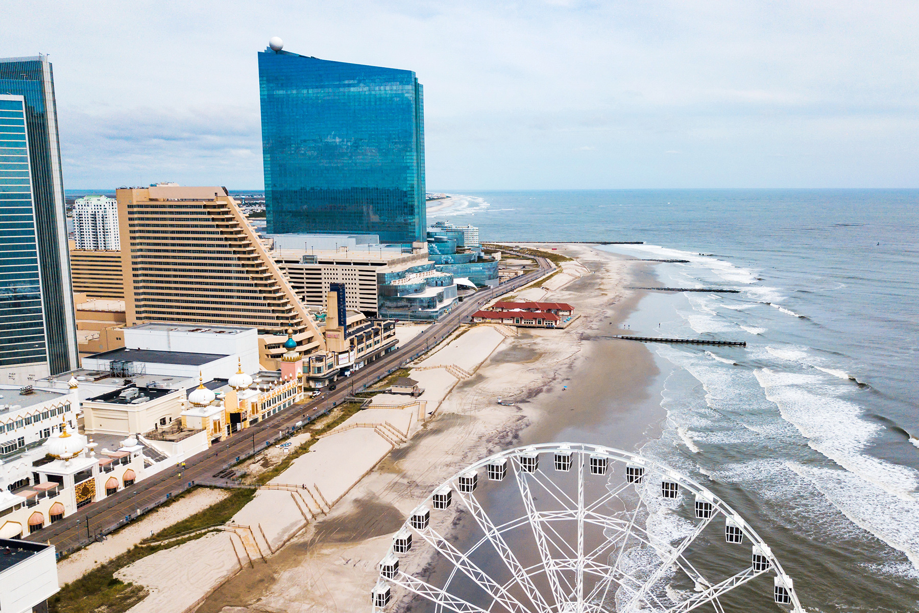 Ocean Casino Resort Names Only Female Ceo In Atlantic City Costar