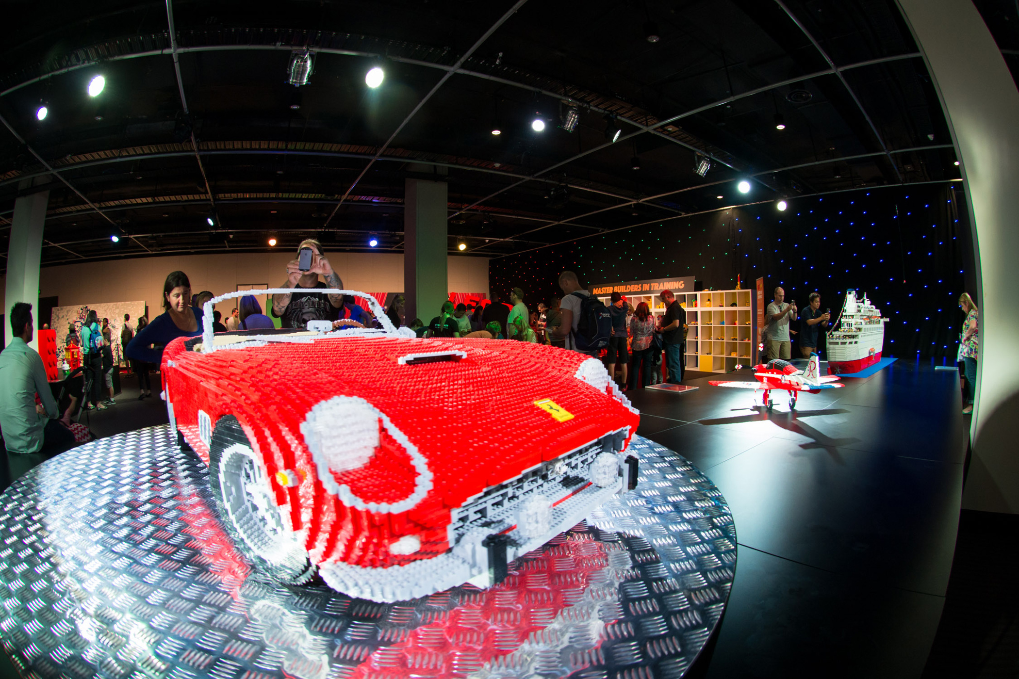 Hammerson Signs Lego Exhibition For Uk First Costar