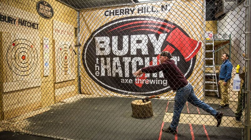 CoStar News - A New Kind of Tenant: Ax-Throwing Venues Seek Suitable