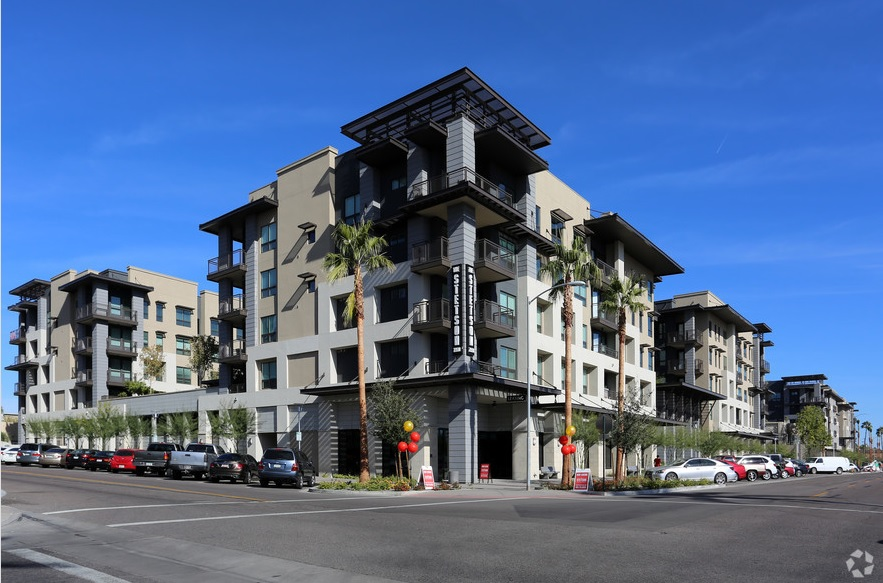 Camden Old Town Scottsdale has amenities equal to many of the newer rental properties in greater Phoenix. Photo: CoStar