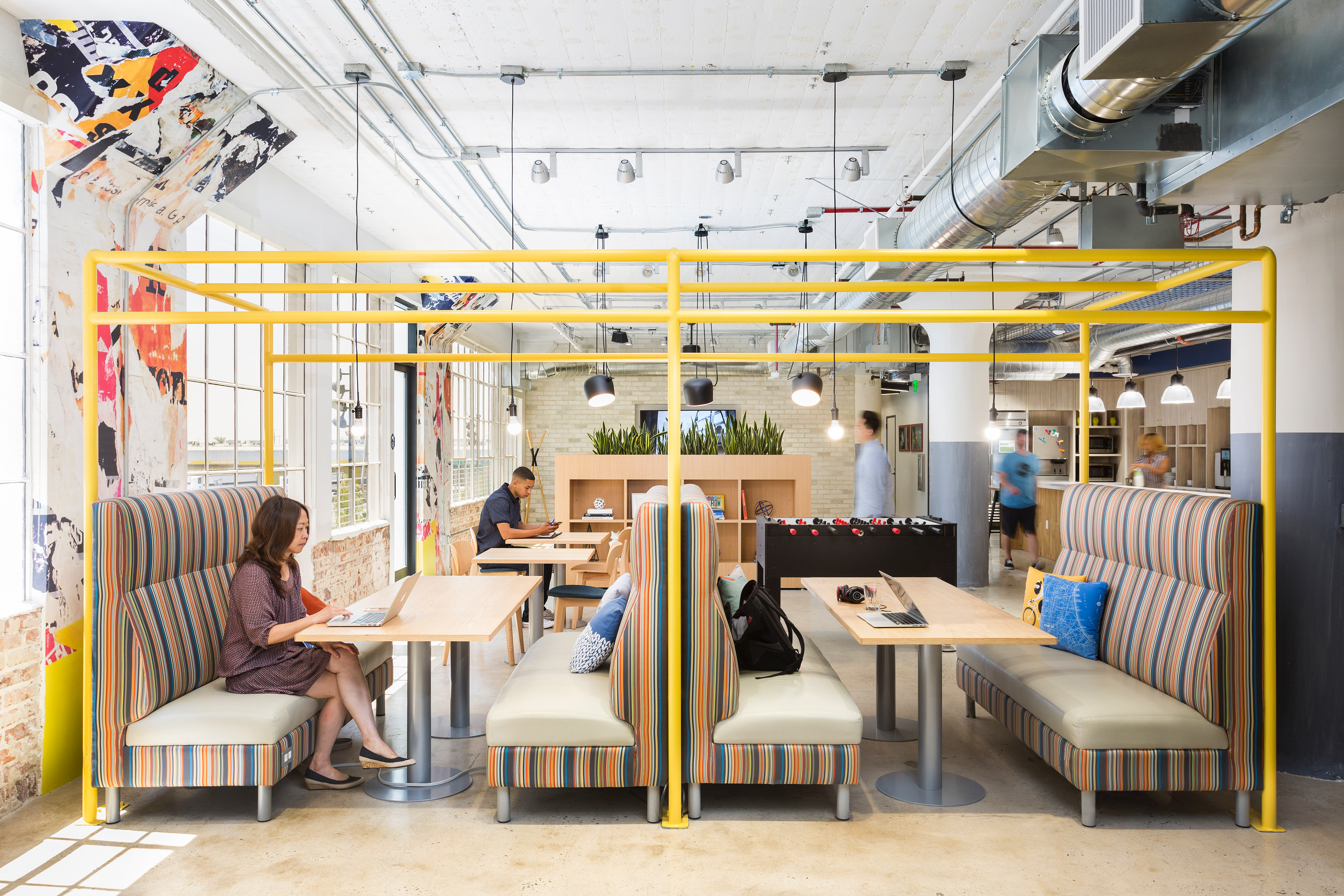 Spaces is one coworking concept expanding across the country. Photo: IWG