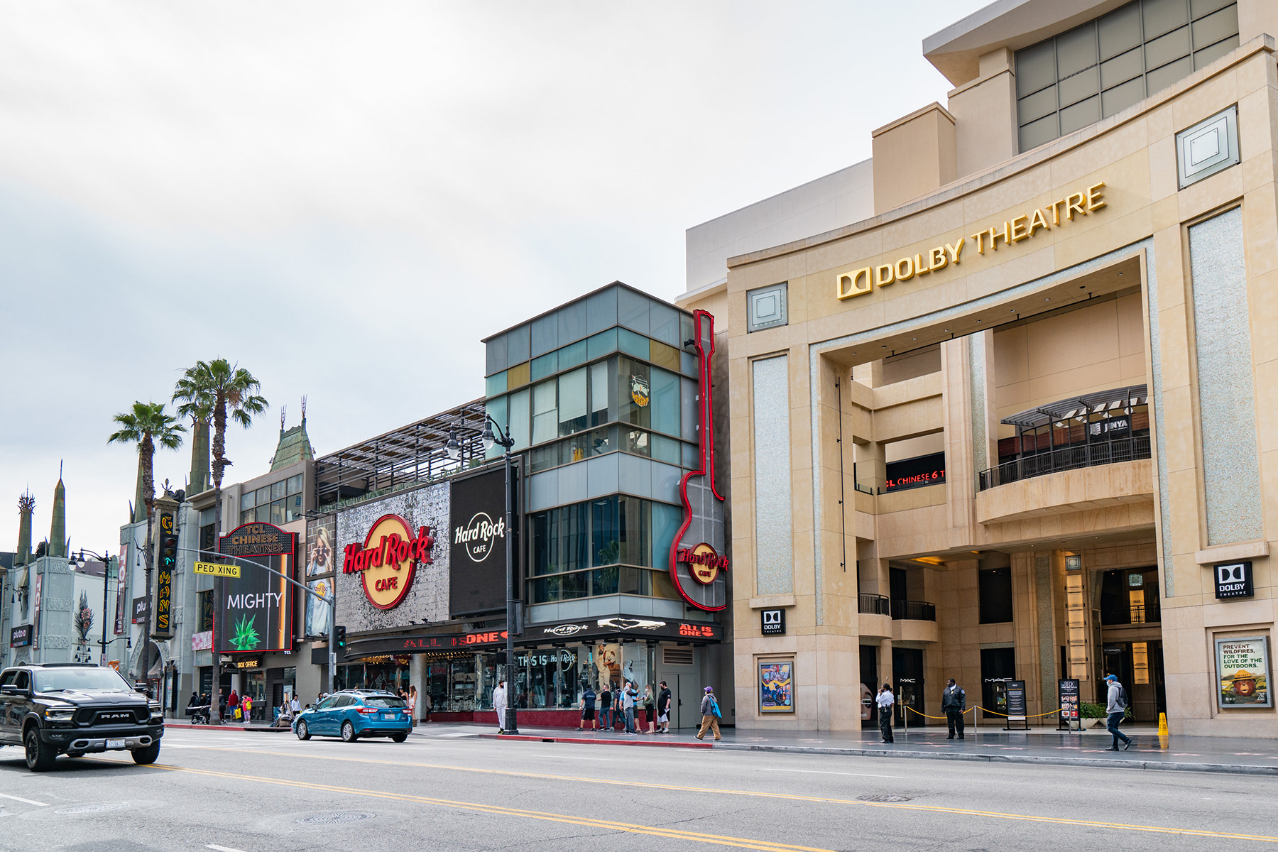 California landlords, property owners associations and brokers, including some in Beverly Hills, argue a Senate bill intended to help small business tenants through the coronavirus pandemic would do far more harm than good. (Getty Images)