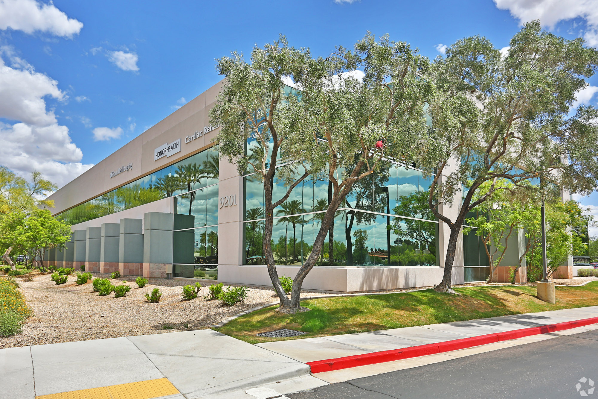 Scottsdale Gateway I sold for $252.50 per square foot. (CoStar)