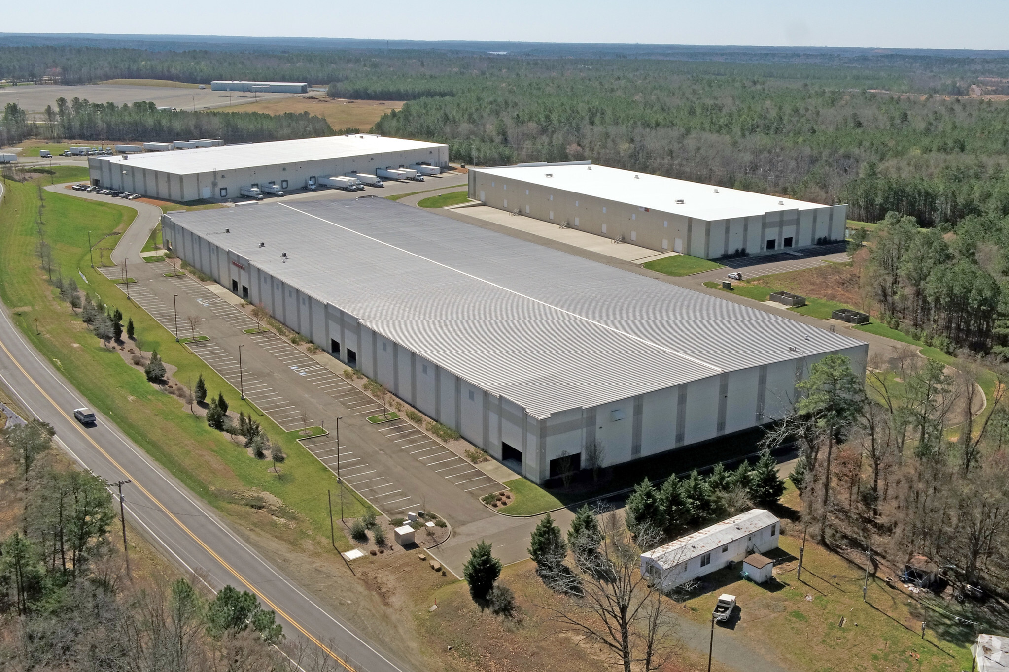 Configurable Play Couch Maker Inks Lease in Butner