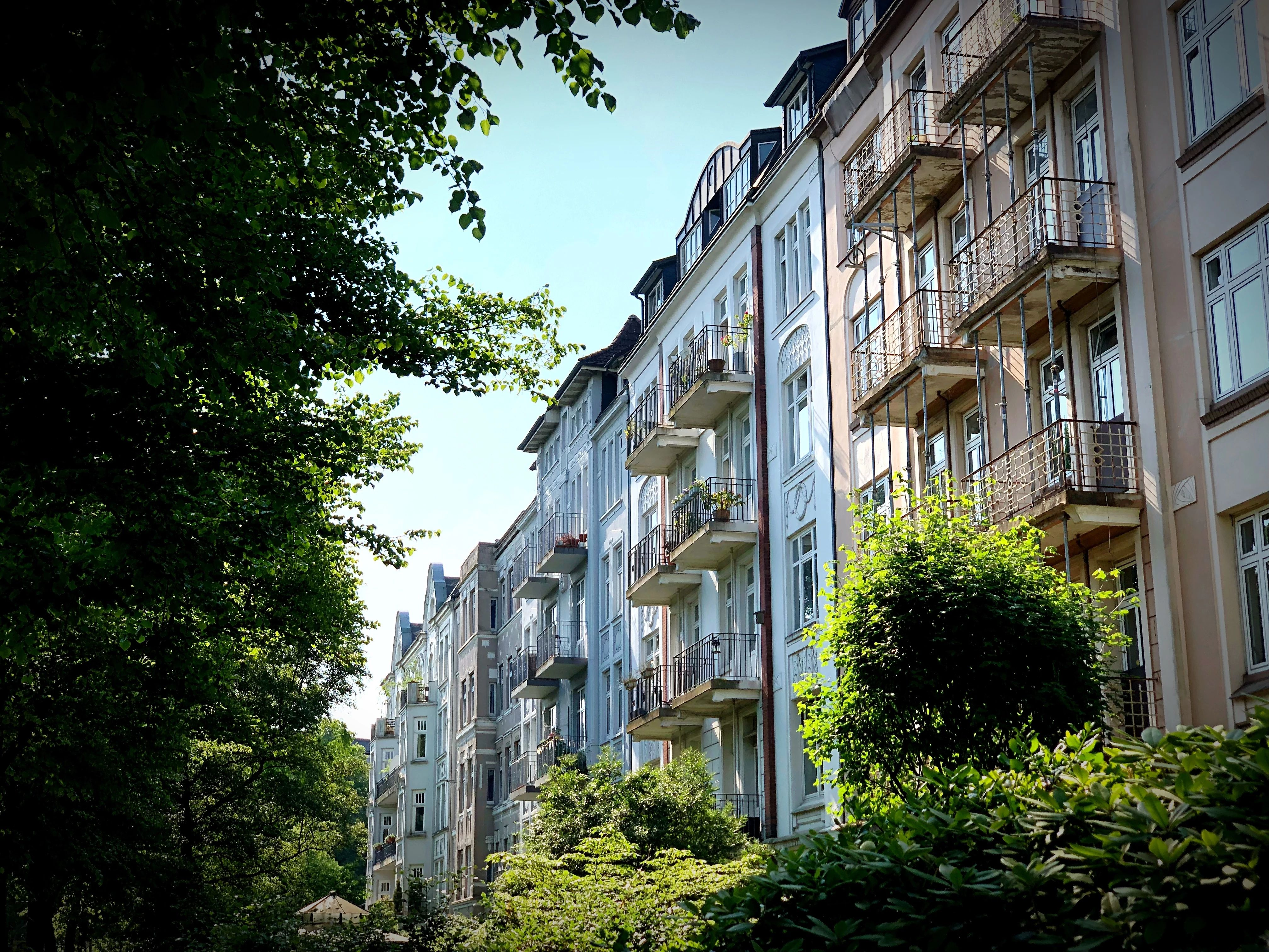 Rent payments decreased slightly in early October compared to the past two years, according to the National Multifamily Housing Council?s latest survey. (Getty Images)