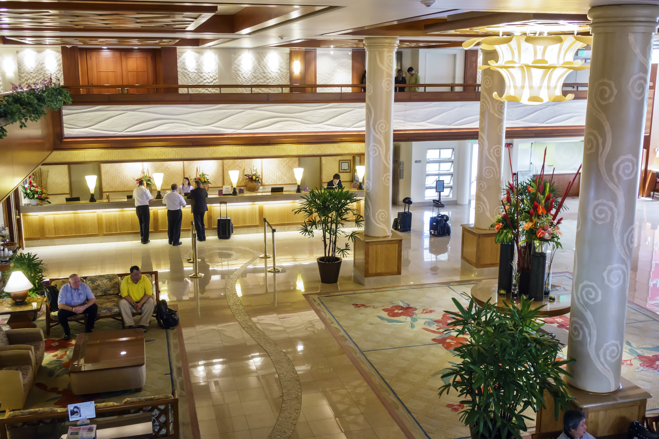Fewer hotels have sold during the coronavirus pandemic, hurt by reduced travel to stop the spread of the virus. (Getty Images)