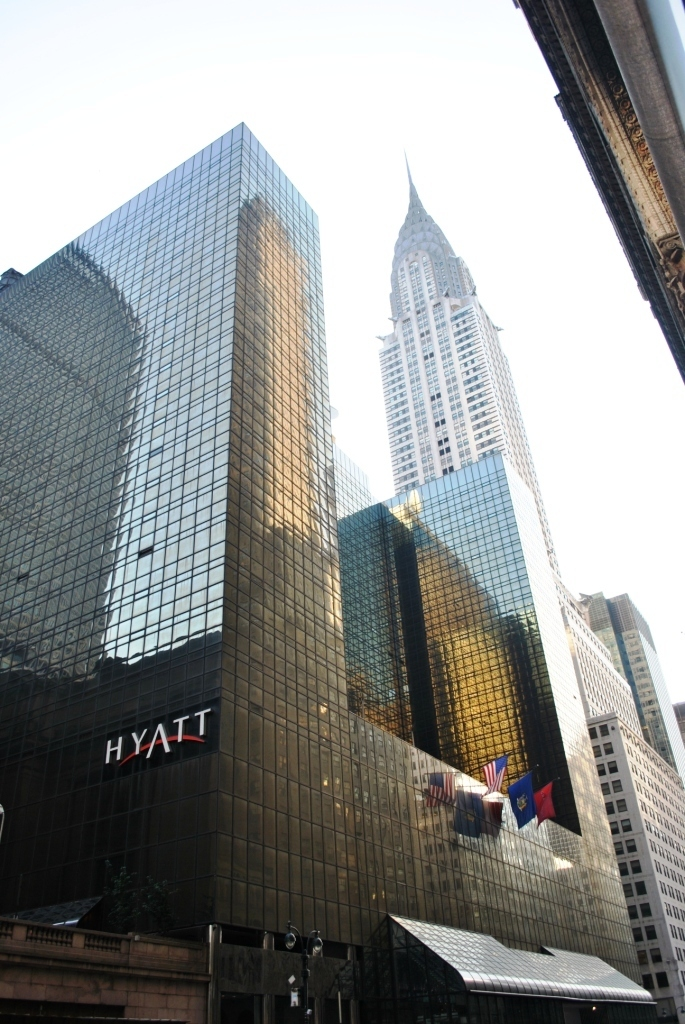 TF Cornerstone, MSD Partners Jump Into NY's Midtown East Rezoning Boom in Revamping Grand Hyatt Hotel