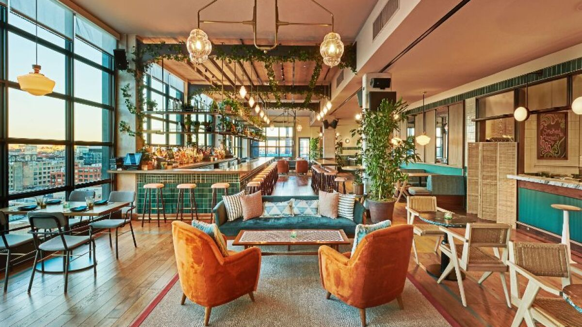 The Hoxton Chicago Transforms Former Industrial Site Into