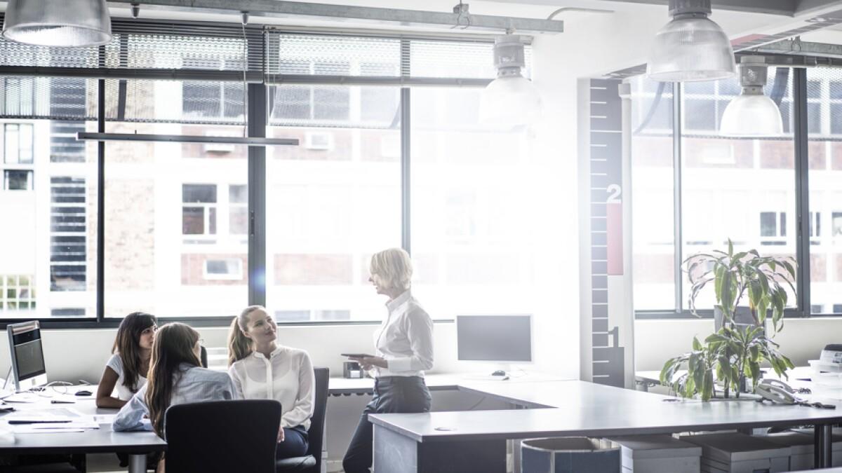 Rethinking Office Lighting for a Better Work Life | LoopNet com
