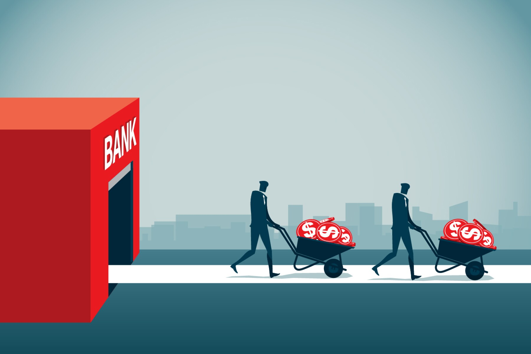 Sharp Uptick in Bank Activity Could Signal Better Times for Property Sales
