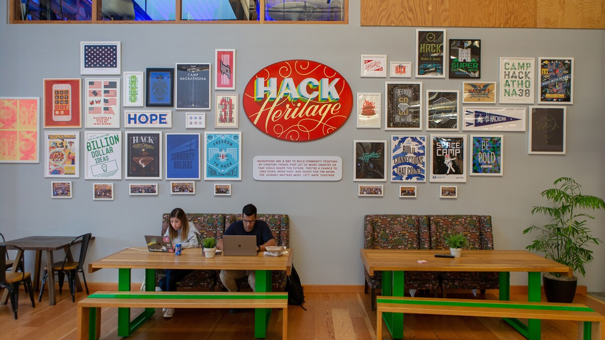 Facebook in Photos: A Visual Tour of the Company's Headquarters