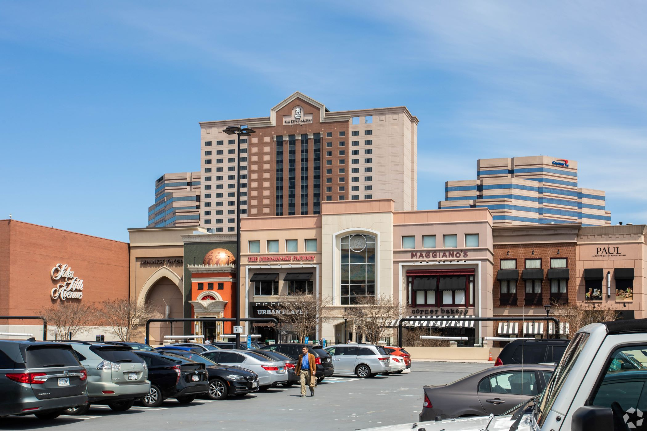 A $425 million refinancing of Brookfield Property REIT's Tysons Galleria in McLean, Virginia, is on tap for a commercial mortgage-backed securities deal this month. (CoStar)