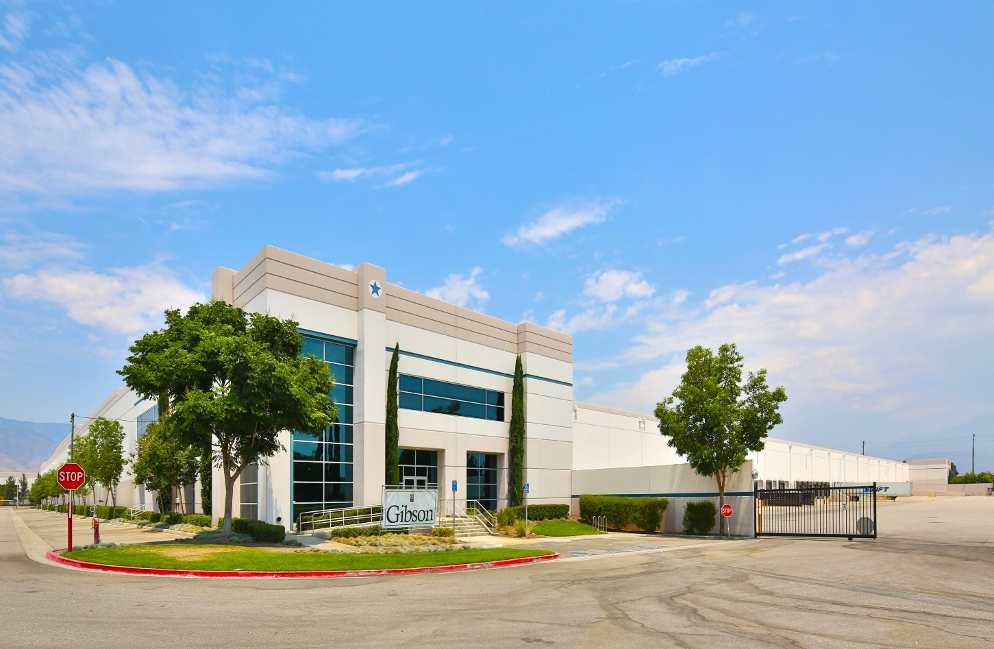 This San Bernardino, California, industrial property was among several in a large portfolio that recently changed hands. (CoStar)