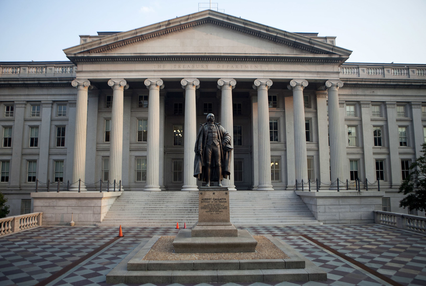 Real estate groups lobbied the U.S. Treasury to extend tax deadlines for certain property sales. (Department of the Treasury)