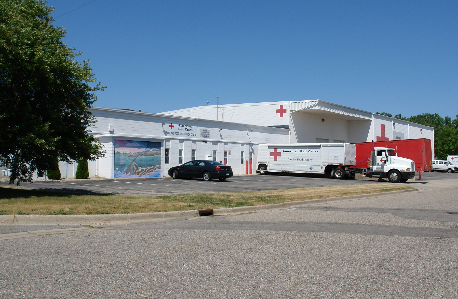 Greater Lansing Food Bank Sells West Michigan Facility Will Build New Complex In Bath Costar