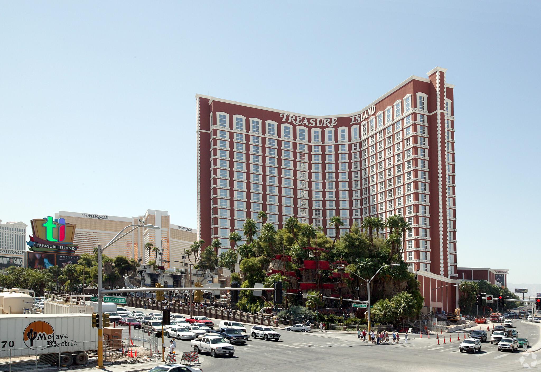 Big Industrial Las Vegas Deals Lead Busy Week For Bond Offerings Costar