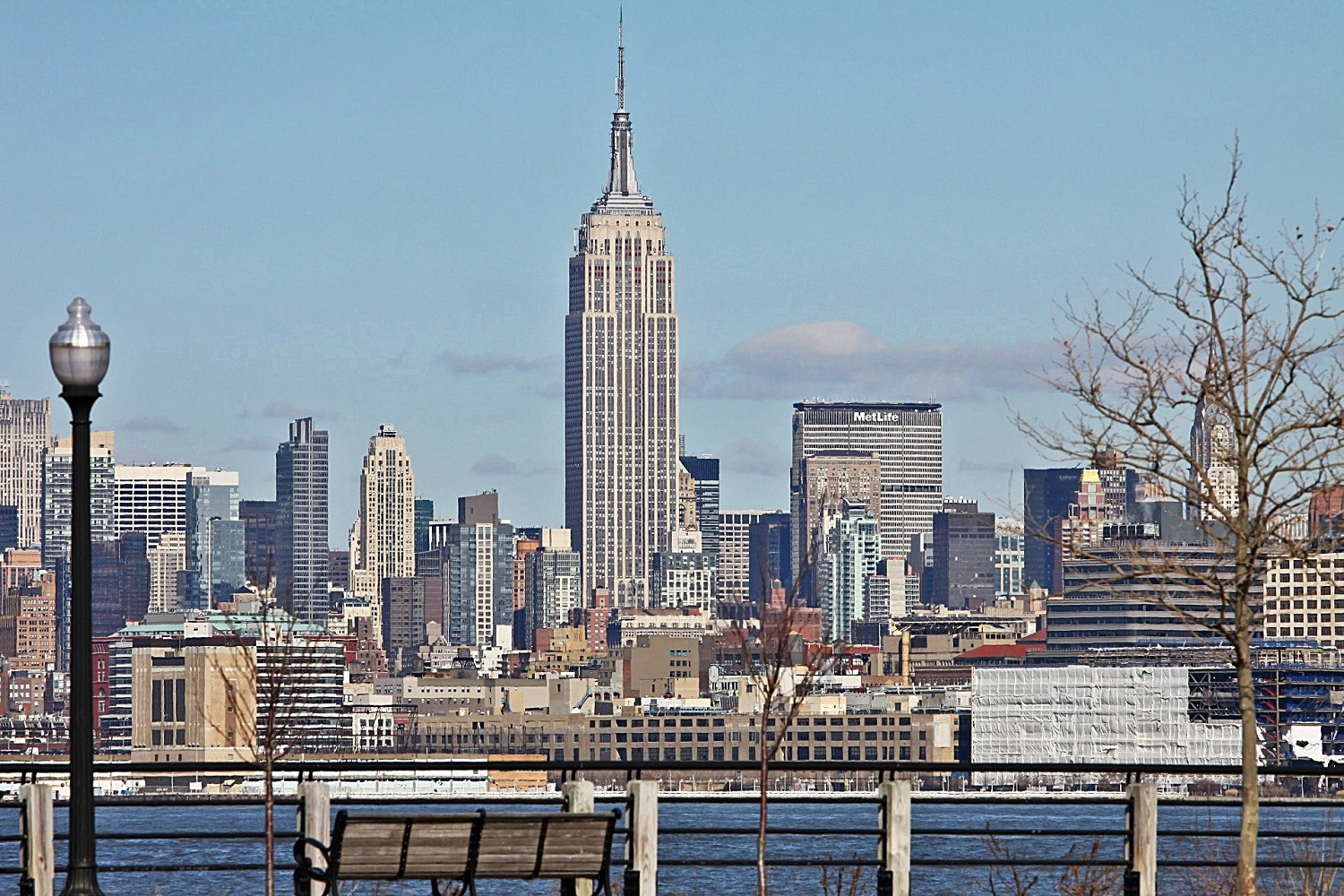 Empire State Building owner Tony Malkin said landlords will regret the day they leased to office coworking tenants. Photo: CCO Public Domain