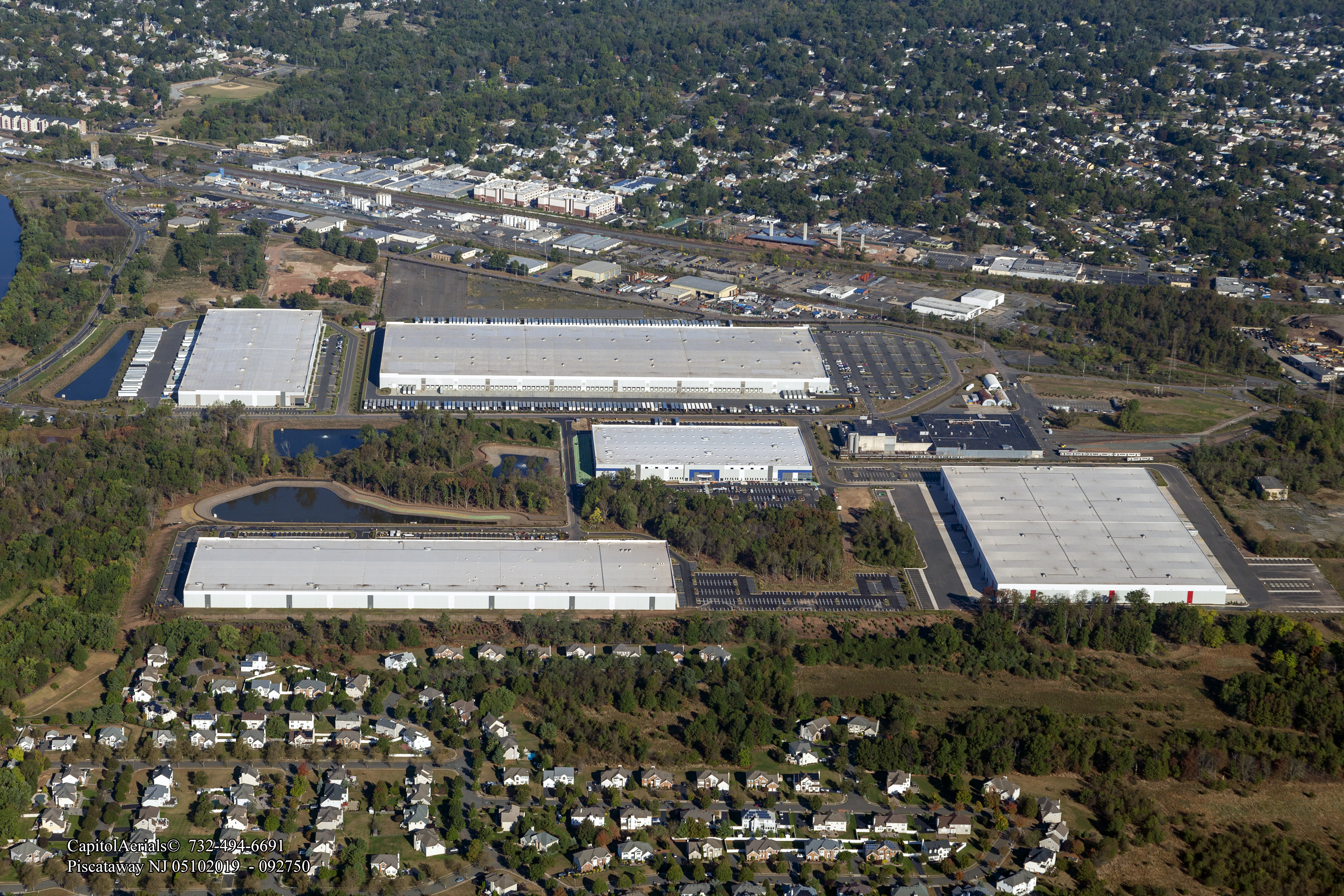 New Jersey S Warehouse Space Surges With Us Logistics Demand Costar
