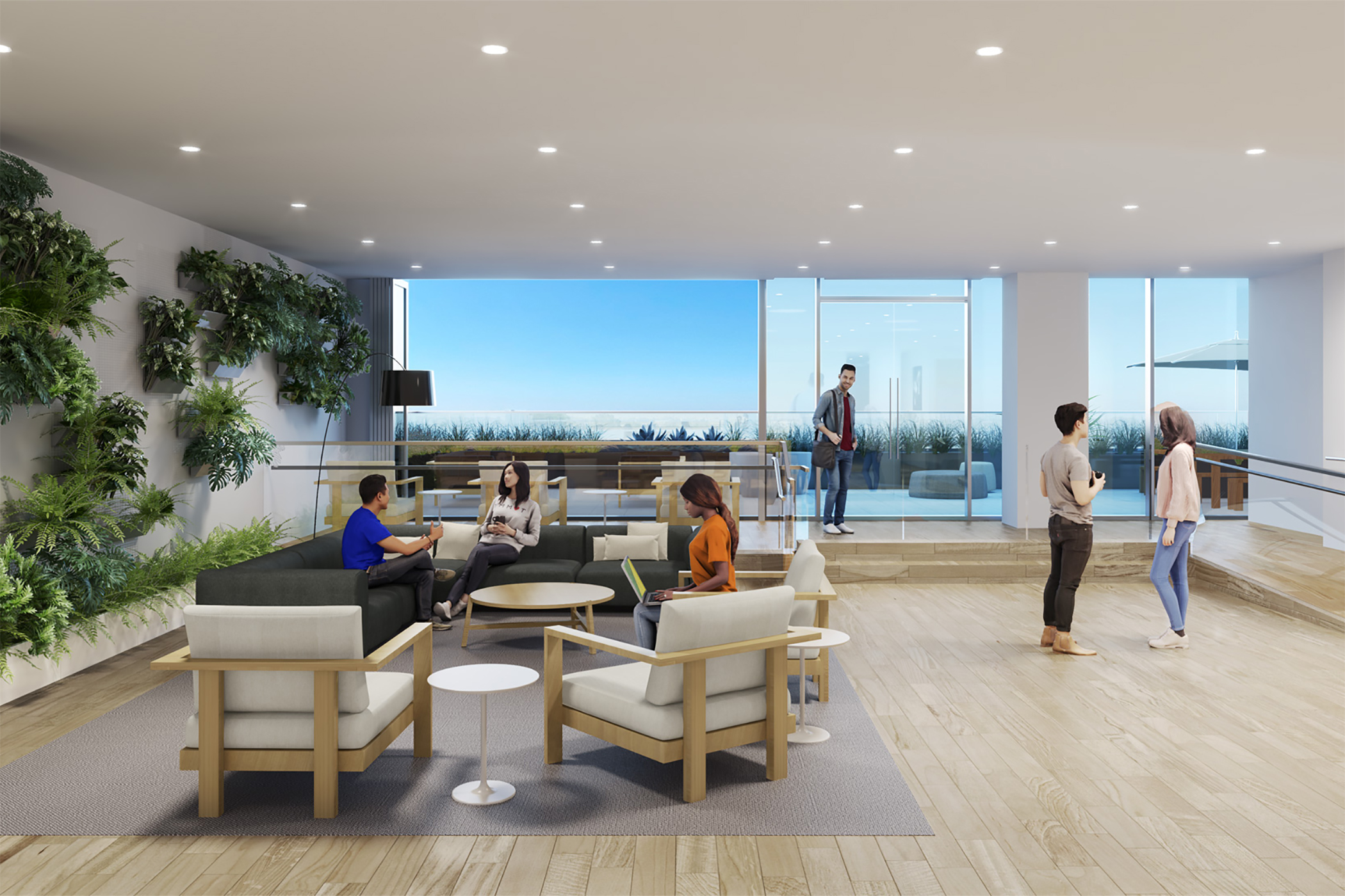 Apple plans to eventually employ more than 5,000 workers in San Diego, where it has already leased more than 650,000 square feet of offices. (Apple)