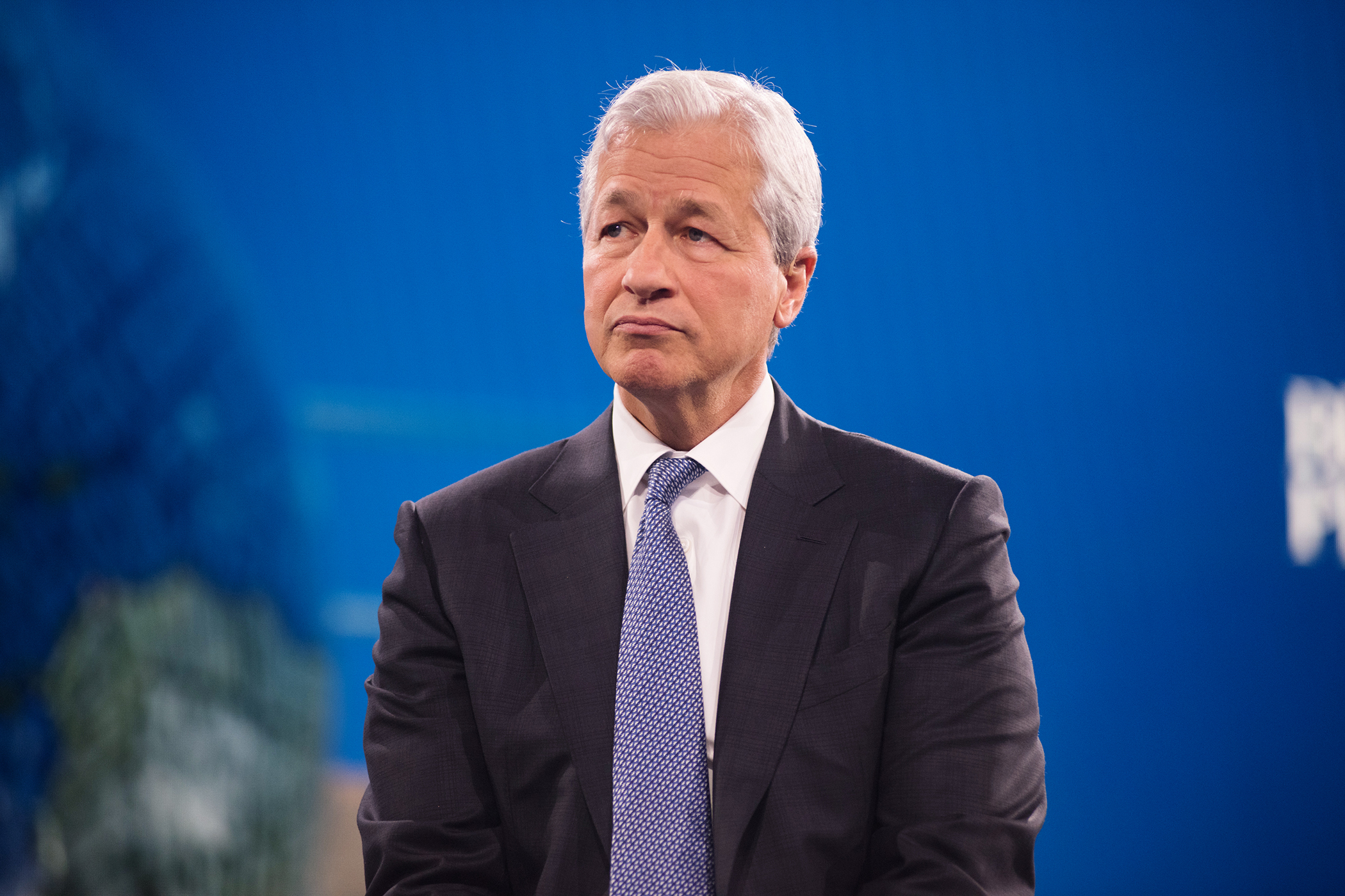 JPMorgan Chase CEO Jamie Dimon said about 10% of his company?s employees will possibly be working from home full time. (Getty Images)